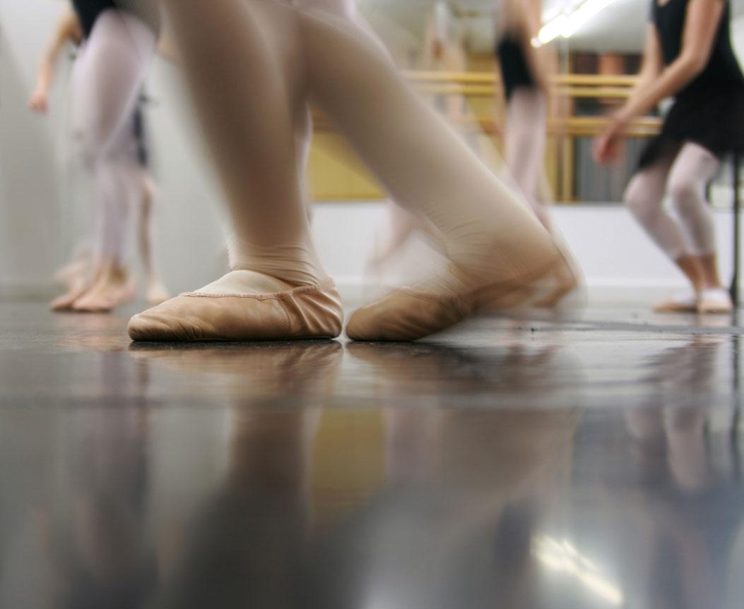 Pre-ballet & Ballet 1