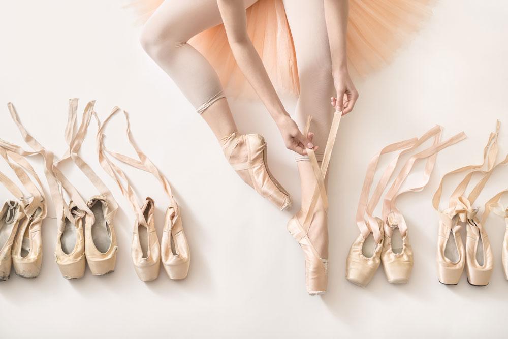 Pointe Ballet Forever Dance